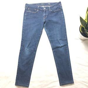 Women's Levi's Skinny Jeans 30 x 32 Curve Modern